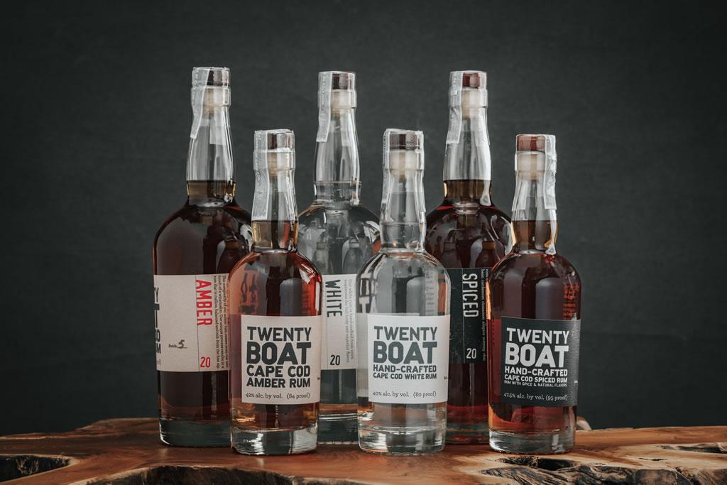 Truro Vineyards Rum